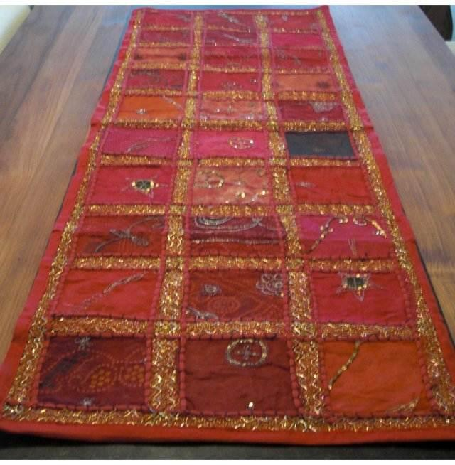 Nice Of Stars Table India Runner Table Runner (India) Asia ...